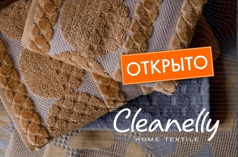 Cleanelly в Ростове-на-Дону и области открыт!